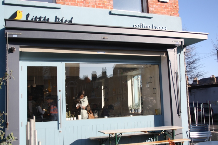 Coffee Spot of The Week: Little Bird, Portobello